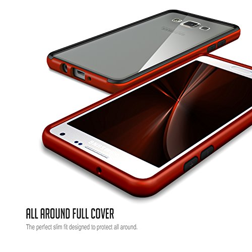 PartyTrack obliq mcb one series samsung galaxy a5 bumper case red recently