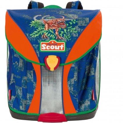 Scout Nano Einzel-Schulranzen, Dino