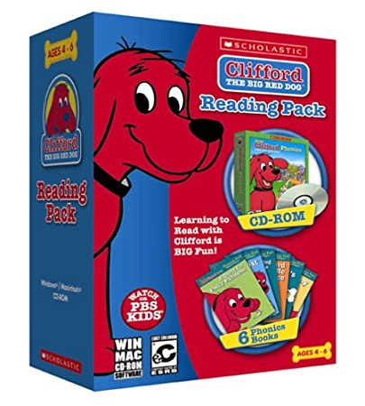 Clifford Reading Pack