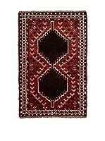 RugSense Alfombra Persian Shiraz Mecca (Rojo/Negro/Multicolor)