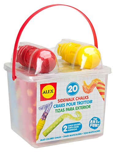 alex-toys-artist-studio-20-sidewalk-chalks-with-2-holders