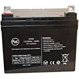 Hoveround MPV 5 12V 35Ah Wheelchair Battery - This is an AJC Brand® Replacement