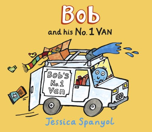 Bob and His No. 1 Van: A Mini Bugs Book