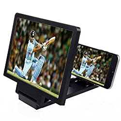 UNICO Exclusive best Quality 3D Enlarged Screen for Mobile Phones-Black