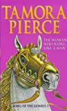 The Woman Who Rides Like A Man (Song Of The Lioness 3)