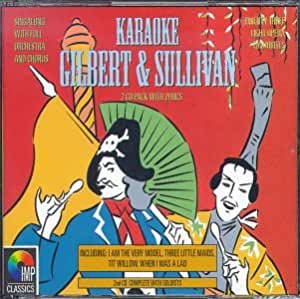 Karaoke Gilbert & Sullivan
