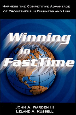 Winning in FastTime: Harness the Competitive Advantage of Prometheus in Business and Life (Prometheus Omega compare prices)
