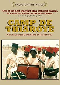 Camp de Thiaroye (Bilingual)