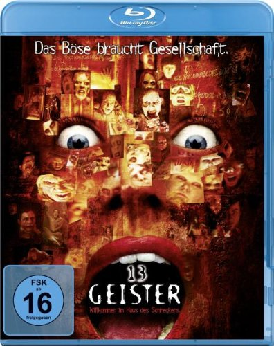 13 Geister - Thrill Edition [Blu-ray]