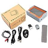 3en 1Testeur de Vidéosurveillance AHD Testeur 10,9cm TFT-LCD TVI Testeur de câble vidéo analogique, Test, Test...