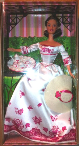 Victorian Tea Barbie - Brunette