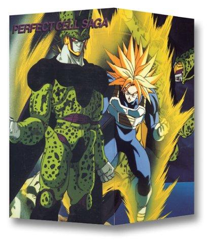 Dragon Ball z Frieza vs Cell Dragon Ball z Perfect Cell
