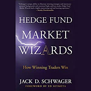 Hedge Fund Market Wizards | Livre audio