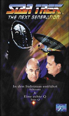 Star Trek - The Next Generation 66: In den Subraum entführt/Eine echte