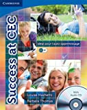 Success at CEC Self-study Student's Book with Audio CD French Edition