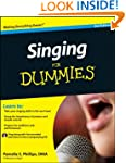 Singing For Dummies (Book & CD)
