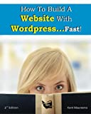img - for How To Build a Website With WordPress...Fast! (2nd Edition - Read2Learn Guides) (Volume 2) book / textbook / text book