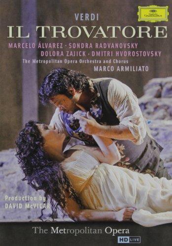 Marcelo lvarez - Il Trovatore (DVD)