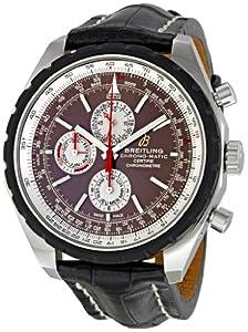 Breitling Men's A1936002/Q573BKCT Chronomatic Chronograph Watch