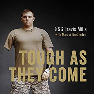 Tough as They Come - Travis Mills, Marcus Brotherton