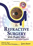 img - for Refractive Surgery with Phakic IOLs: Fundamentals and Clinical Practice book / textbook / text book