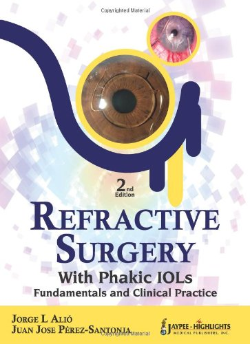 Refractive Surgery With Phakic Iols: Fundamentals And Clinical Practice