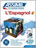 LEspagnol - 1 Livre + 4 CD audio