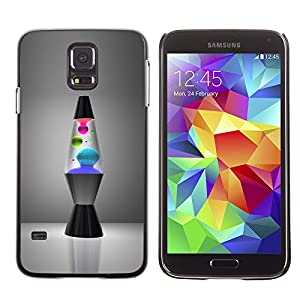 Ikiki Tech Hard Case For Samsung Galaxy S5 Lava Lamp
