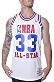 Larry Bird All Star Game East Mitchell Ness Classic Jersey