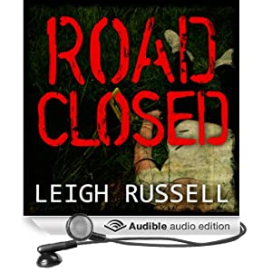 Road Closed: Geraldine Steel Series, Book 2 (Unabridged)