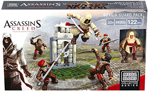 Mega Bloks Assassin's Creed Borgia Guard Pack - 1