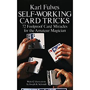 Self-Working Card Tricks (Dover Magic Books)