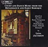 ルネサンス音楽集 (Court and Dance Music from the Renaissance and Early Baroque) [Import]
