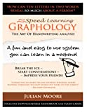 Graphology - The Art Of Handwriting Analysis (Speed Learning)