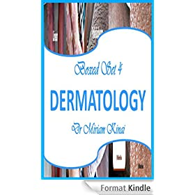 Boxed Set 4 Dermatology (English Edition)