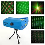 Mini projecteur de lumi�re laser Vert...