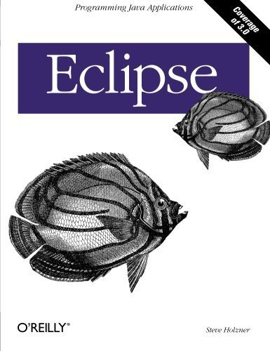 Eclipse 1st edition by Steve Holzner (2004) PaperbackFrom O'Reilly Media