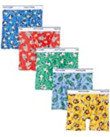 Fruit of the Loom Little Boys' Boxer Brief Pack