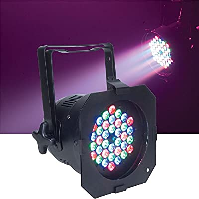 American Dj Pro Par 56 RGB Led Powered Par 56 Can
