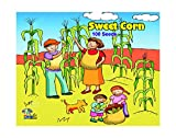Sweet Corn Hybrid seeds , best variety seed, tried & trusted by commercial growers, 100 seed pack, enjoy fresh crunchy sweet corns at your home, Home Gardening Pack