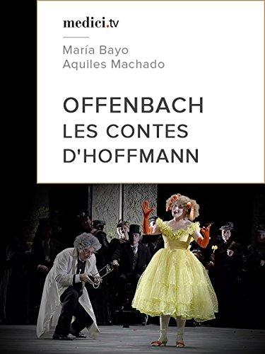 Offenbach, Les Contes d'Hoffmann