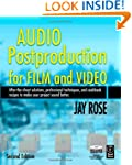 Audio Postproduction for Film and Vid...