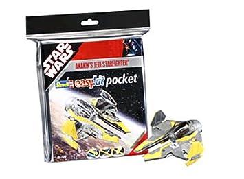 modele REVELL 1:55 jouets TIE cuirassé la plaque de modèle maquette de ANAKIN'S JEDI STARFIGHTER à monter
