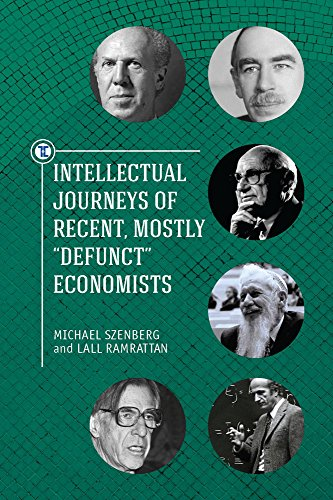 Intellectual Journeys of Recent, Mostly 'Defunct' Economists (Touro College Press) PDF