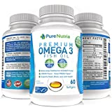Omega 3 fish oil supplement 180 lemon for Fish oil joint pain