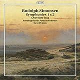 シモンセン:交響曲集(Rudolph Simonsen Symphonies 1&2)