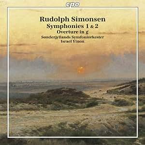 Symphonien Nr. 1 & 2 / Overture