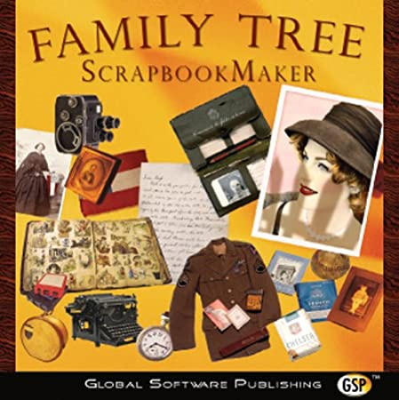 GSP Family Tree ScrapbookMaker