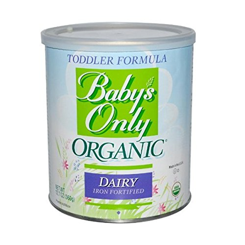 Babys Only Organic Dairy Formula