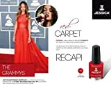 Jessica Nail Polish - RUBY EMPRESS - Its a Girl Thing Collection 2013 - Rhianna Oscars Colour